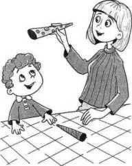 Восприятие величины ребенком