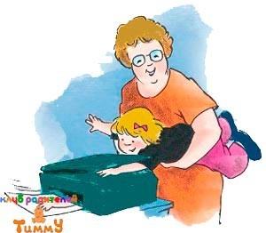 Развитие ребенка 3 года: давай раскрасим руки