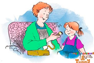 Развитие ребенка 3 года: запись разговора