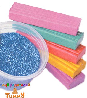 Поделки из пластилина в развитии ребенка