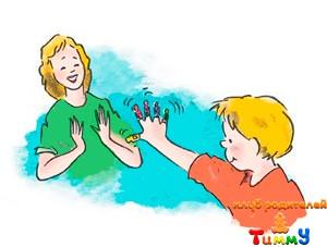 Развитие ребенка 4,5 года: мальчик-с-пальчик