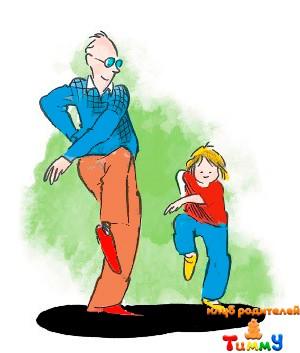 Развитие ребенка 5 лет: добавь движение