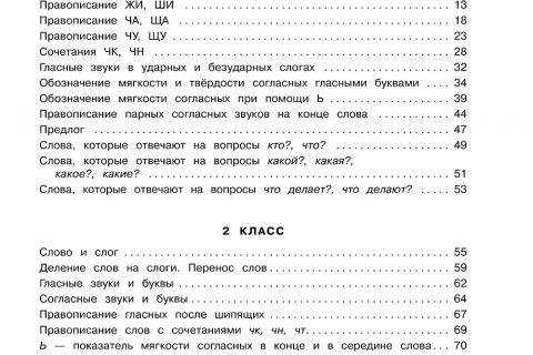 Большая книга заданий по русскому языку 1-4 классы рис. 2