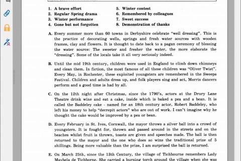 ЕГЭ 2016. Английский язык. Типовые тестовые задания. рис.4