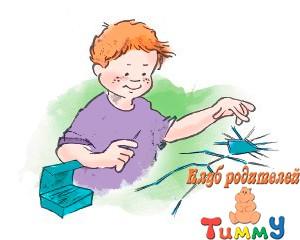 Развитие ребенка 5 лет: фигурки из зубочисток