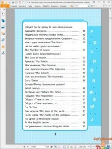 Наглядно и доступно для начальной школы. Английский язык. в схемах и таблицах для 1 - 4 класса. рис. 3