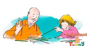Развитие ребенка 5,5 лет: ну-ка собери!