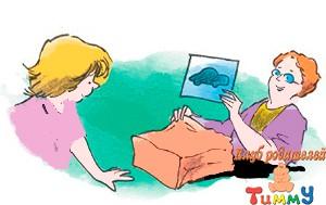 Развитие ребенка 5,5 лет: силуэты