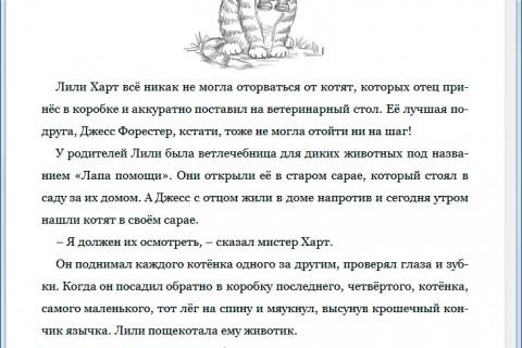 Дейзи Медоус. Котёнок Белла или Любопытный носик. рис. 2
