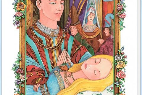 Золотая книга сказок. рис. 2