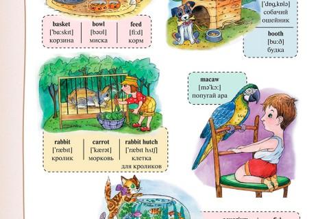 Английский язык для самых маленьких: первые 1000 слов (рис. 2)