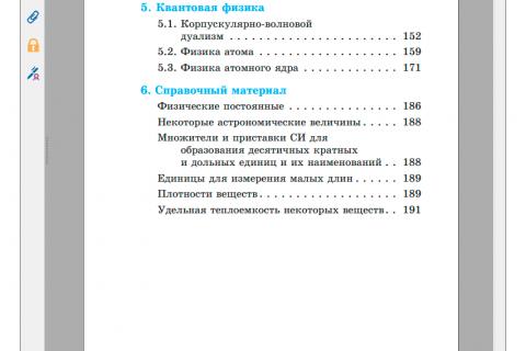 А.В. Лымарь. Физика. Супермобильный справочник (рис. 2)