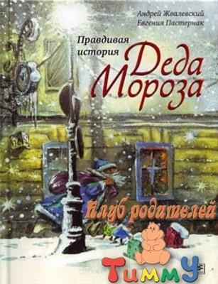 Правдивая история Деда Мороза (обложка)