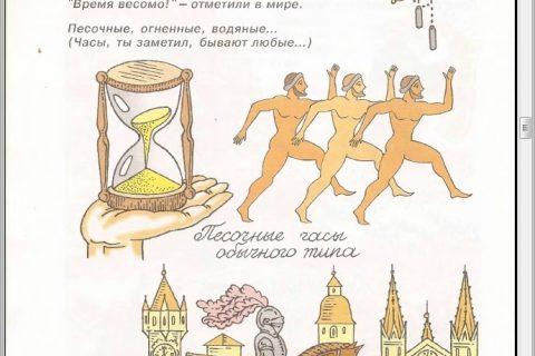 Человек придумал часы (рис. 2)