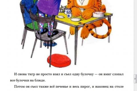 Про тигра, который зашёл на чай (рис. 3)