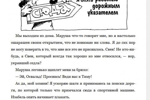 Кристиан Биник. Суперсыщик Освальд (страница 3)