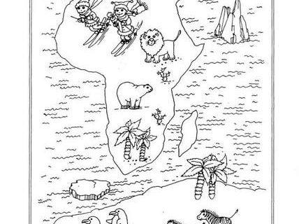Занимательная география для дошкольников 11