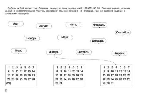 Обучение ребенка определять время (5-8 лет) 35