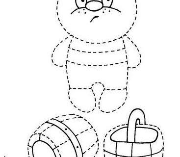 Прописи для детей в возрасте 3-4 лет 2