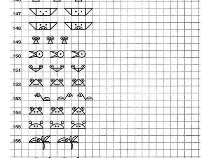 Рисуем узоры для тренировки руки и развития моторики 144