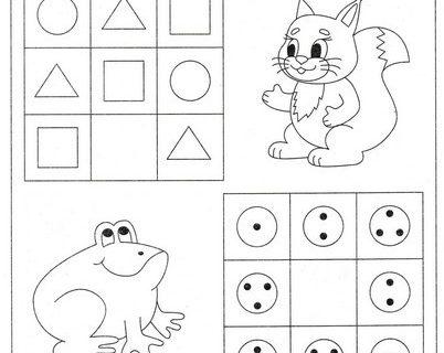 Задания для развитие логики и мышления для детей 4-6 лет часть 1_18