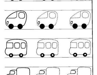 Прописи для детей 4-5 лет 13