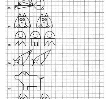 Сборник упражнений для развития моторики руки ребенка 83