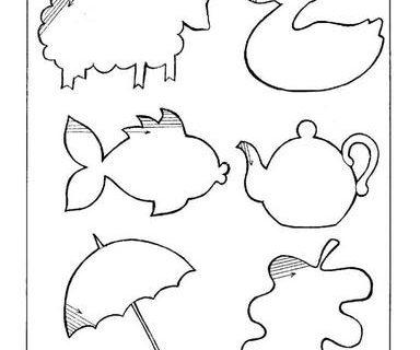 Развитие графических навыков ребенка 3-4 года 19