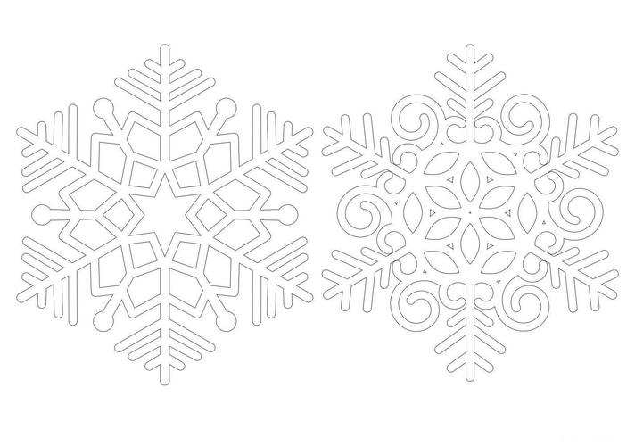 Снежинки_1