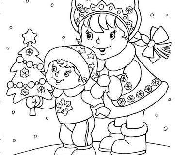 Дед Мороз и Новый Год 6