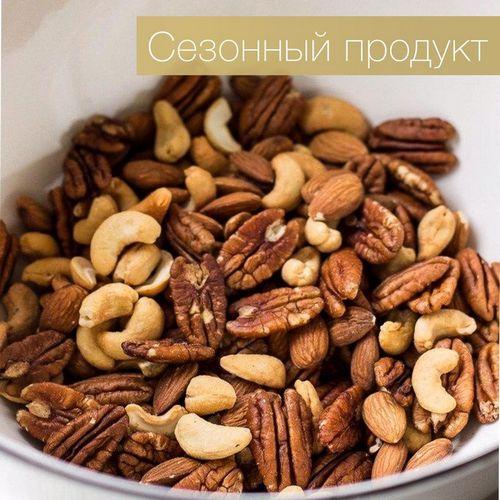 Орехи - сезонный продукт и их польза